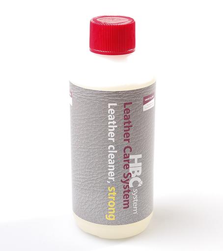 Læderrens stærk til at rens læder i en 250 ml. flaske