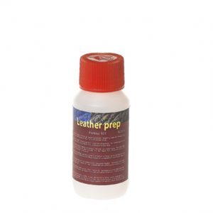 Læder prep til klargøring af læder til maling